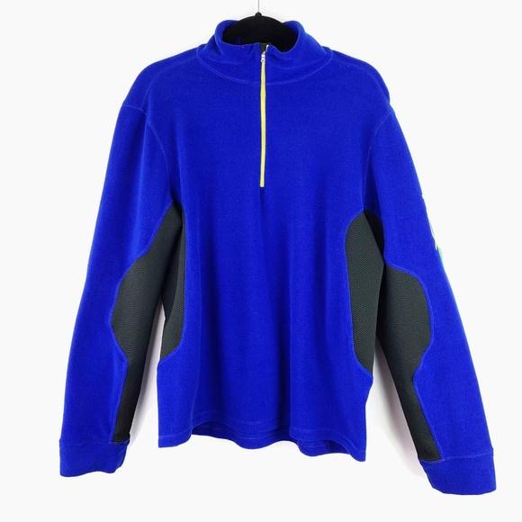 Ralph Lauren Other - RLX Ralph Lauren Men's Fleece Jacket Blue Large